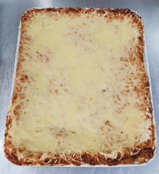 Lasagne bœuf et crème