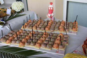 Minis bouchés (mini 10 pers)