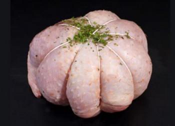 Cuisse de poulet sans os