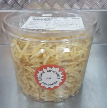 Chips croustillantes natures (250g)