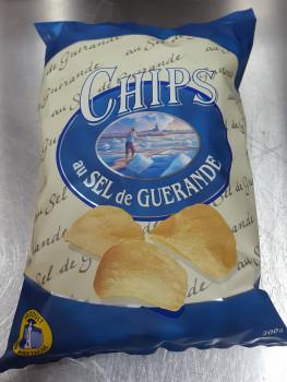 Chips sel de Guérande